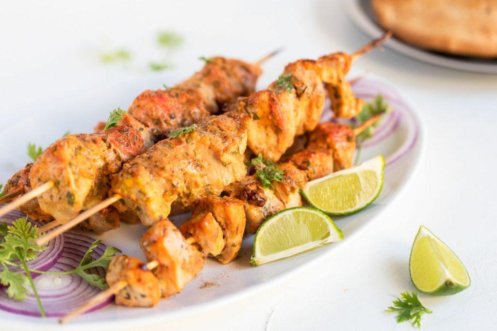 Little Raaja Indian Restaurant - Chicken Tikka