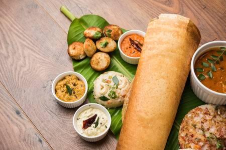 Little Raaja Indian Restaurant - Dosa