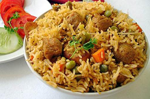Little Raaja Indian Restaurant - Nonveg Pulao
